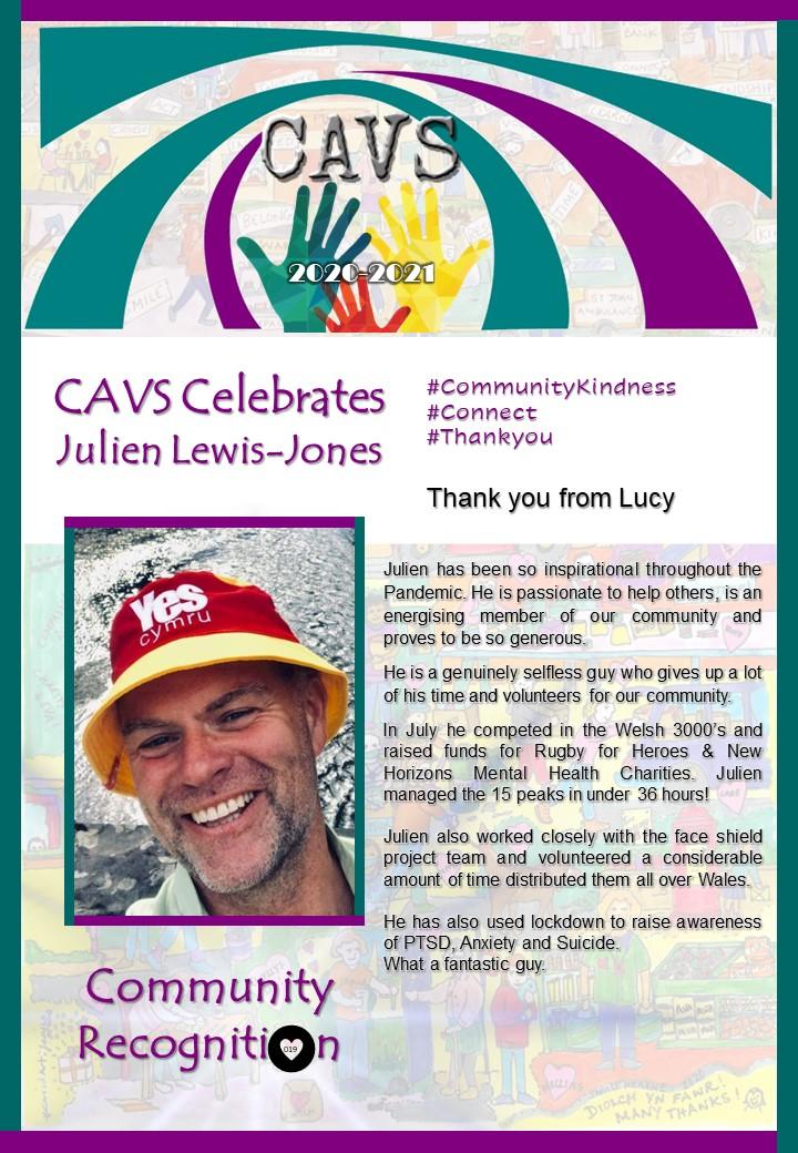 Julien Lewis Jones