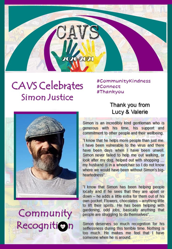 Simon Justice