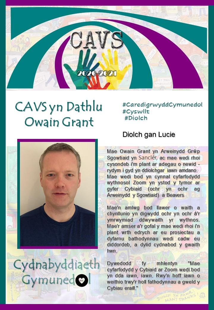 Owain Grant