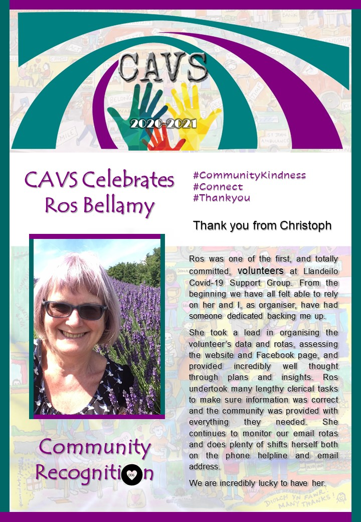 Ros Bellamy