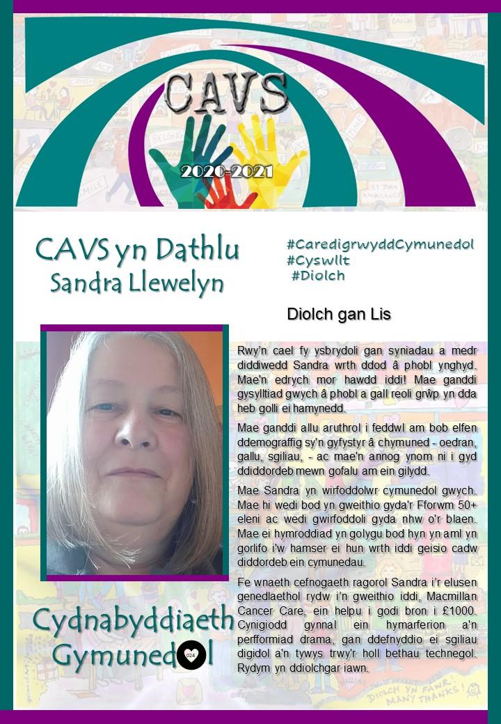 Sandra Llewellyn