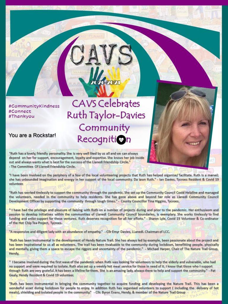 Ruth Taylor-Davies