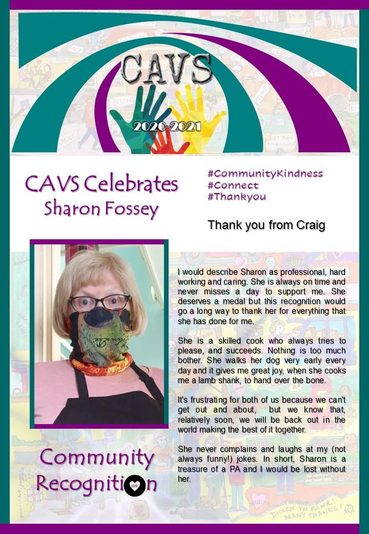 Sharon Fossey