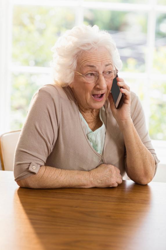 Telephone befrienders