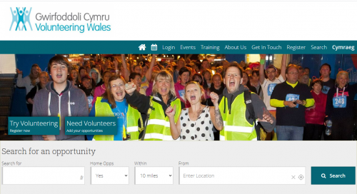 Volunteering Wales